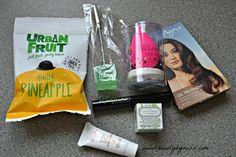 Birchbox UK September 2014 box via @beautybymissl