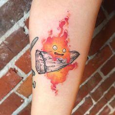 Tattos with Meaning – Meaningful tattoos Cute Tattoos, Beautiful Tattoos, Body Art Tattoos, Small Tattoos, Tatoos, Tatuaje Studio Ghibli, Studio Ghibli Tattoo, Miyazaki Tattoo, Piercing Tattoo