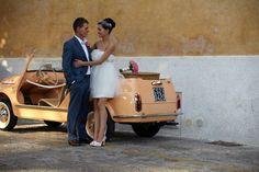 Sophie and Trevor's Destination Italian Wedding