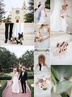 MLS Soccer star Dax McCarty married college sweetheart in Orlando, Florida! http://www.kristenweaverblog.com/weddings/sweet-romantic-knowles-chapel-wedding/?utm_campaign=coschedule&utm_source=pinterest&utm_medium=Kristen&utm_content=Sweet%20and%20Romantic%20Knowles%20Chapel%20Wedding