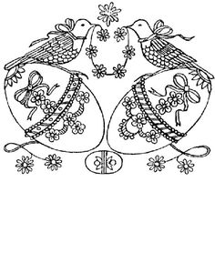 Adult coloring pages: easter coloring pages Easter Coloring Pages, Disney Coloring Pages, Adult Coloring Pages, Coloring Books, Bird Embroidery, Drawing For Kids, Pictures To Draw, Images, Quilts
