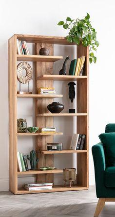 Diy Furniture Easy, Home Decor Furniture, Pallet Furniture, Furniture Projects, Diy Home Decor, Furniture Design, Bookshelf Design, Wall Shelves Design, Home Room Design
