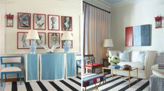 Richmond Designer Showhouse | Tobi Fairley & Associates
