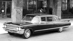 1962 Cadillac Fleetwood 75 Limousine