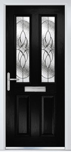 Carnoustie in Black with Elegance glass