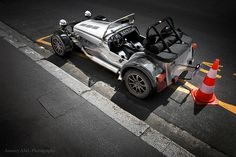 Caterham, is it really a Lotus or ? Caterham Cars, Caterham Super 7, Caterham Seven, Lotus Sports Car, Lotus 7, Scrap Car, Chasing Cars, Pedal Cars, Vintage Race Car