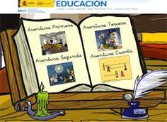 el quijote para educacion infantil en pinterest - Buscar con Google
