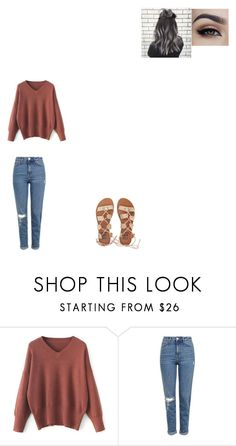 """""""Untitled #505"""" by melissaperez427 on Polyvore featuring Topshop and Billabong"""