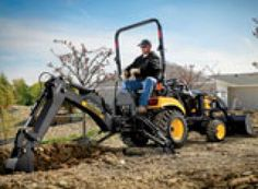 Cub Cadet Yanmar Sc Series Expansion | Construction Equipment