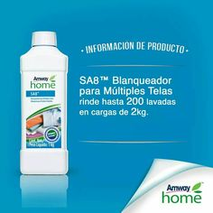 Www.saludylargavida.jimdo.com Amway Home, Soap, Personal Care, Bottle, Eco Friendly Homes, Amway Products, Home Cleaning, Self Care, Personal Hygiene