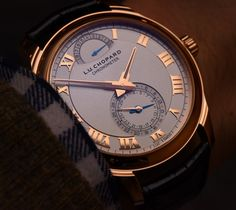 """Chopard L.U.C Quattro Watch Review - by Ariel Adams - see the hands-on photos, video review, & read more on aBlogtoWatch.com """"Chopard L.U.C collection watches are named for the brand's founder and represent their highest effort timepieces produced at a s"""
