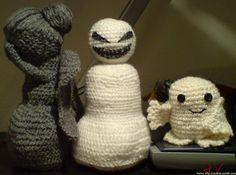 Creepy crochet