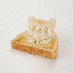 Turn Toast into a Panda with This Very Necessary Kitchen Appliance