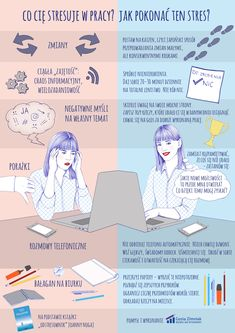 #infografika o stresie
