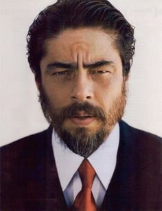 We think Benicio is pretty fucking cool.