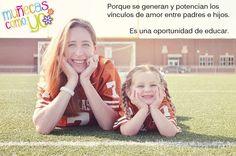 Es importantísimo pasar tiempo con tus hijos por que...