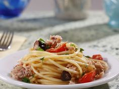 Discover all Barilla products on this page: pasta, sauces and filled pasta Barilla Recipes, Tamale Casserole, Filled Pasta, Tuna, Italian Recipes, Spaghetti, Cooking Recipes, Yummy Food, Meals