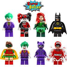 8pcs  lantern collec super heros figures lotOF Custom Printed lego minifigure