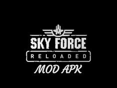 Sky Force Reloaded MOD APK Hack Unlimited Stars, Mega Bomb Restaurant Game, Cheating, Retro Arcade, Just Go, Sky, Things To Think About, Hacks, Stars, Calm