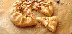 Galette z jabłkami - przepis - I Love Bake Apple Pie, Baking, Food, Bakken, Essen, Meals, Backen, Yemek, Apple Pie Cake