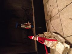 Darn Elf on the loose