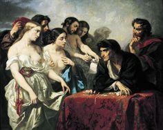 Thomas Couture - La soif de l'or (1844)