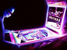 Retro Futuristic Illustrations by Kilian Eng 13 The Future Seems Strangely 80s