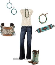 Evening out, created by haley-anderson-1 on Polyvore