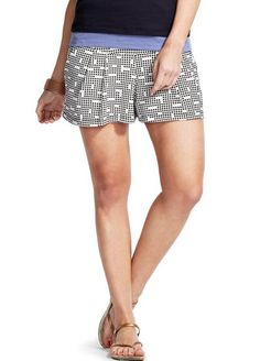 Comfort Maternity Shorts