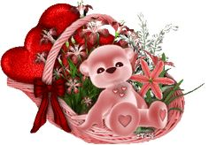 Cuori Glitter Glitter Graphics, Bowser, Teddy Bear, Christmas Ornaments, Wallpaper, Holiday Decor, Google, Hearts, Night