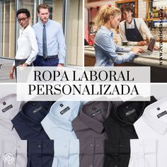 Ropa laboral personalizada. Uniformes laborales. Ropa para empresas. Ropa para empresas personalizadas. Uniformes personalizados para empresa. Camisas personalizadas. Camisas para empresas personalizadas. Ropa para empresa baratas. Vestuario laboral personalizado. Camisas bordadas. Camisas serigrafiadas. Camisas para restaurantes. Textiles, Roaches, Embroidered Shirts, Promotional Giveaways, Advertising, Restaurants, Clothing, Fabrics
