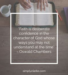 And we find out what the character of God is between the covers of the Bible, then BELIEVE the promises in there, God is the same yesterday, today and forever! He changes not!