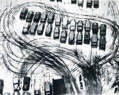 Harry Callahan   Chicago, 1953