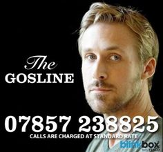 Ryan Gosling Temporarily Retires, Helpline is Set Up to Console Fans