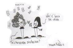 Minithit e a boca de urna  #pen #hq #minithit #fun #artes #design  #designgirl #artgirl #eleicoes2014 #ogiganteacordou  #vemvocetambem