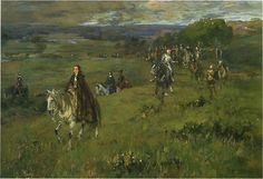 445 years ago today, on 13 May 1568, armed forces defeated Mary, Queen of Scots at the Battle of Langside