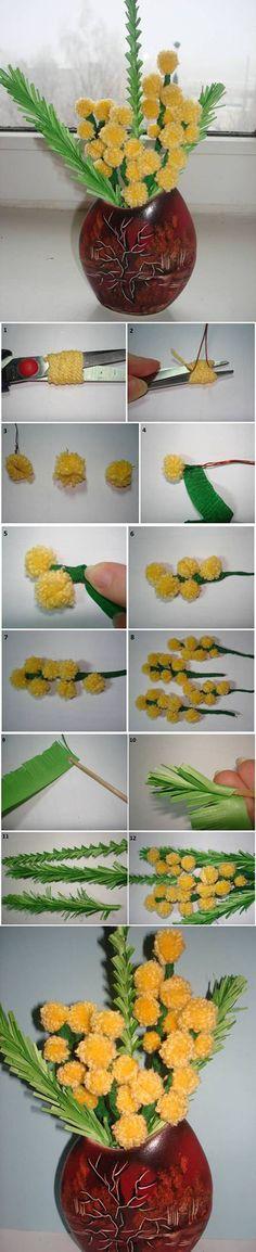 Diy Beautiful Flower