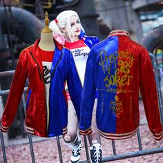 Like and Share if you want this  Harley Quinn Suicide Squad Jacket at $ 37.98 USD    Tag a friend who would love this!    FREE Shipping Worldwide    We accept PayPal and Credit Cards.    Get it here ---> https://ibatcaves.com/harley-quinn-suicide-squad-jacket/    #Batman #dccomics #superman #manofsteel #dcuniverse #dc #marvel #superhero #greenarrow #arrow #justiceleague #deadpool #spiderman #theavengers #darkknight #joker #arkham #gotham #guardiansofthegalaxy #xmen #fantasticfour…