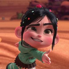 Cute Cartoon Pictures, Cool Girl Pictures, Cute Disney Characters, Disney Movies, Disney Icons, Disney Art, Cute Disney Wallpaper, Cute Cartoon Wallpapers, Vanellope Y Ralph