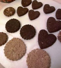 Η δίαιτα των μονάδων: Μπισκότα βρώμης με μήλο και κανέλα από την Maria Mandourari(1 μονάδα)