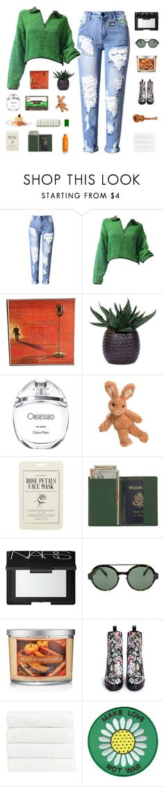 """♡ full stock of thoughts and dreams that scatter"" by deli-lemonade ❤ liked on Polyvore featuring Jean-Paul Gaultier, Lux-Art Silks, Calvin Klein, Kocostar, Royce Leather, NARS Cosmetics, Italia Independent, Avon, Alexander McQueen and Christy"