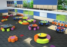 Modern Learning Environments (MLE) are all the talk in educational circles right now. Schools, around the world, are knocking out walls and creating bright stim