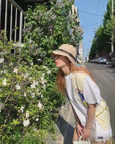 — kim hyuna on We Heart It Hyuna Fashion, Kpop Fashion, Fashion Outfits, Triple H, Rapper, Hyuna Kim, Independent Girls, Ulzzang Korean Girl, My Favorite Image