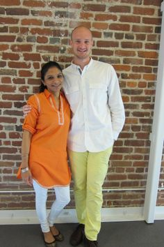 Spring is in the air...and in our wardrobes. Pushpinder Lubana, content strategist. Hudson Arnold, analyst.