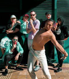 #JUEVES > #SALIVAYRITMO > El #CAD y @MarianoBlatt mezclan baile, música y poesía en vivo. Desde marzo, varias fechas al mes, de 20 a 23h. en @CC25deMayo