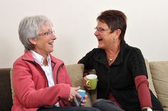 Home Care in Rocklin CA: Laughter is the best medicine is a popular expression that has some merit to it. Just remember the last time you were with a friend and laughed so hard you cried.