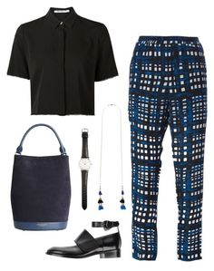 """""""give it a go"""" by silhouetteoflight ❤ liked on Polyvore featuring Thakoon Addition, Isabel Marant, Alexander Wang, Acne Studios, Burberry, Ole Mathiesen, women's clothing, women's fashion, women and female"""