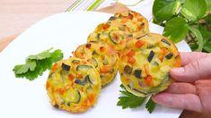 How To Cook Zucchini, Yogurt, Low Calorie Recipes, Sushi, Plant Based Diet, Zucchini Casserole, Cauliflower, Brunch, Eggs