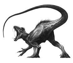 Indoraptor 2 by Lythroversor on DeviantArt Dinosaur Movie, Dinosaur Art, Jurassic World Dinosaurs, Jurassic Park World, Jurassic World Wallpaper, Jurassic Park Poster, Reptiles, Jurrassic Park, Dinosaur Drawing