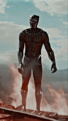 Marvel Xmen, Marvel Heroes, Marvel Characters, Marvel Movies, Black Panther King, Black Panther 2018, Black Panther Marvel, Marvel Photo, Black Widow Marvel